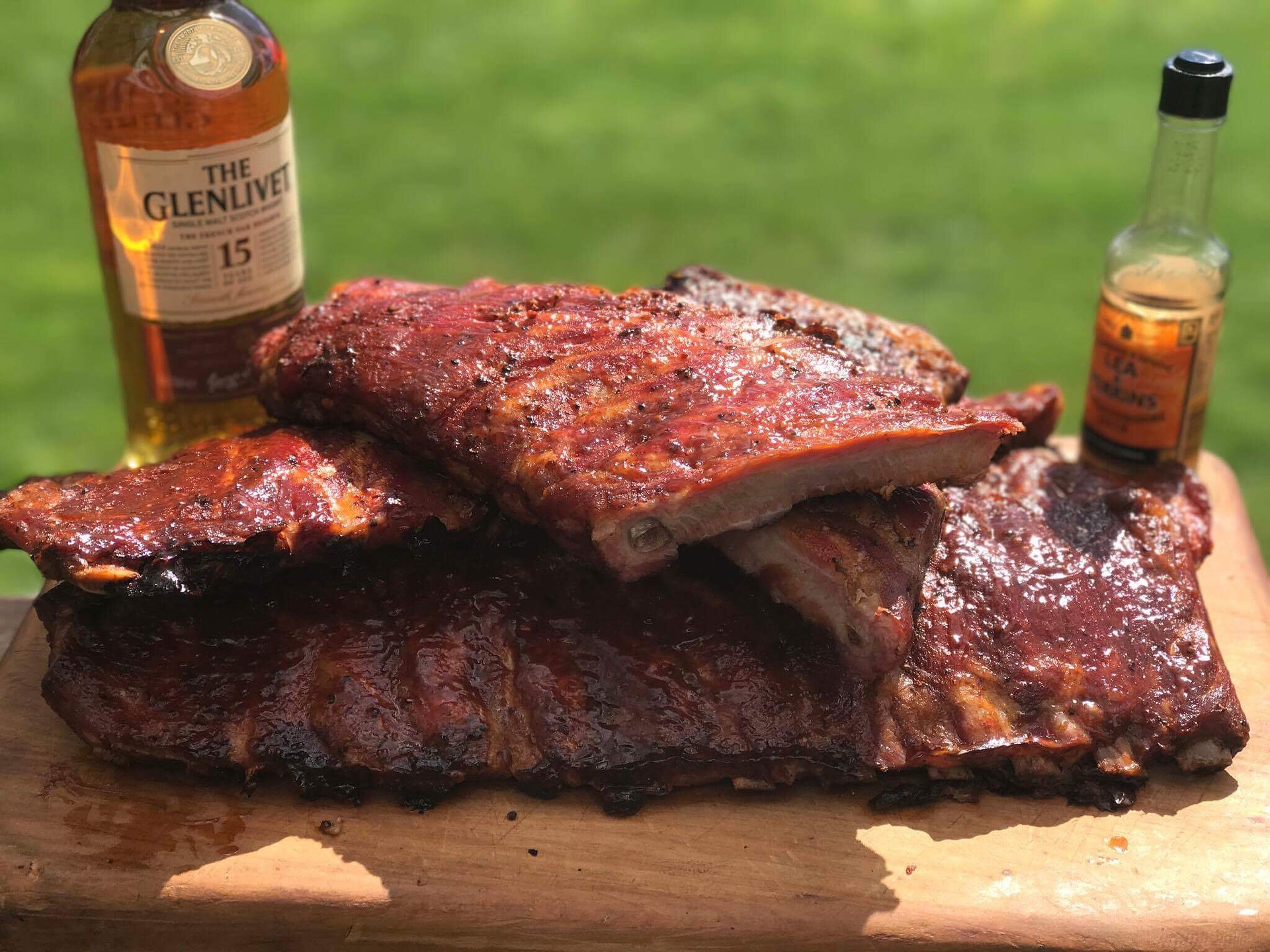 Ribs & Scotch