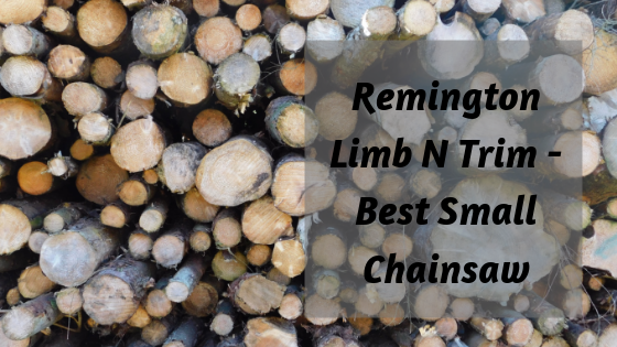 Remington Limb N Trim